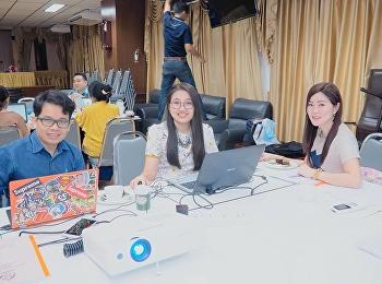 โครงการเตรียมความพร้อมประกันคุณภาพหลักสูตร ประจำปีการศึกษา 2560